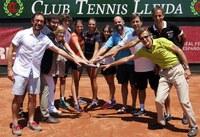 El CT Lleida reuneix el futur del tennis espanyol