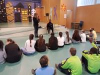 El Força Lleida difon els valors de l'esport entre els escolars