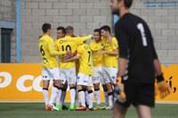 El Lleida derrota al Llagostera a domicili (0-1) i manté les opcions a disputar el play-off