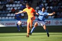 El Lleida ja és quart a la Lliga després de vèncer al Llagostera (1-0)