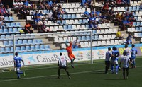 El Lleida segueix en ratxa i derrota el Penya Esportiva (2-1)
