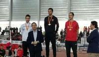 El lleidatà Gerard Porras, campió d'Espanya sots 23