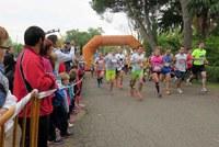 El parc de les Basses s'omple d'activitat amb la cursa Nosaltres També Podem