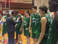 Els pavellons municipals de Pardinyes i el Barris Nord acullen la recta final de l'estatal de bàsquet cadet