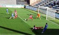 Èpica victòria del Lleida Esportiu davant el Sabadell (3-2)