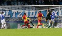 Gran remuntada del Lleida Esportiu contra la Reial Societat (3-3)