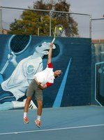 Inici del Circuit provincial de tennis. Lleida 2017