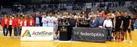 L'Actel Força Lleida s'endú per primera vegada el Trofeu Ciutat de Lleida de bàsquet en derrotar l'Osca (94-75)