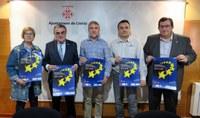 L'alcalde Àngel Ros diu que Lleida es consolida com una ciutat organitzadora de campionats esportius de nivell nacional i internacional