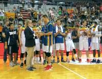 L'Andorra es proclama campió de la Lliga Nacional Catalana ACB al Barris Nord