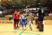 L'ICG tanca la Lliga homenatjant Trilla i Rodero i celebrant la classificació per jugar la Copa CERS