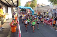 La 5a Cursa Sant Miquel aplega prop de 300 participants i corona Antoni Carulla i Mireia Sosa