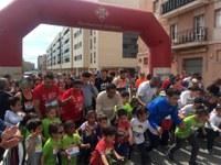 La festa inclusiva de la 35a Cursa Balàfia-Aremi aplega uns 2.000 participants entre totes les propostes i corona com a guanyadors Antoni Carulla i Raquel Marqués