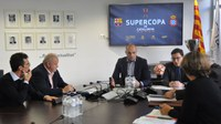 La Supercopa de Catalunya entre el Barça i l'Espanyol se celebrarà al març al Camp d'Esports de Lleida