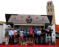 La Volta Ciclista a Lleida finalitza a la Seu Vella amb la previsió d'ampliar etapes en la propera edició