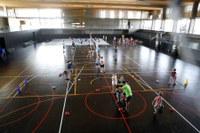 Les instal·lacions esportives municipals han tingut més de 827.000 usuaris el curs 2016-2017