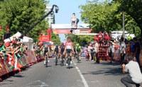 Lleida acull l'arribada de la Vuelta Ciclista a España, amb un impacte molt positiu per la ciutat