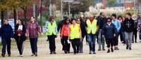 Lleida camina per lluitar contra la diabetis
