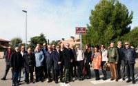 Lleida dedica un carrer a J. Luís González, empresari, polític i promotor de l'esport