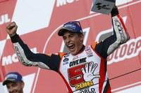 Marc Márquèz, campió del món de Moto GP per tercera vegada