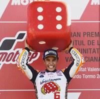 Marc Márquez es proclama tetracampió del món de Moto GP