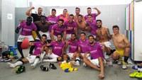 Merescuda i treballada victòria del Lleida a Peralada (0-1)