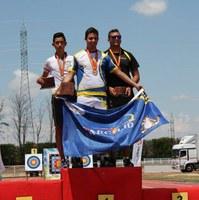 Miquel Angel Pifarré bronze al Campionat d'Espanya Absolut de tir amb arc