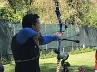 Miquel Angel Pifarré classificat per a l'equip nacional de tir amb arc