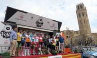 Óscar Linares guanya la Volta a Lleida