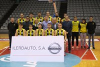 Presentació dels equips del Club Bàsquet Pardinyes