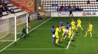 Repartiment de punts entre el Lleida i el Vila-real B (0-0) al Camp d'Esports