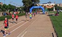 Uns 200 atletes participen en la II Duatló Lleida del Sícoris Club