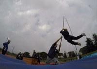 Uns 600 nens i nenes d'una trentena d'escoles participen en una nova edició del Miniatletisme a la pista de les Basses